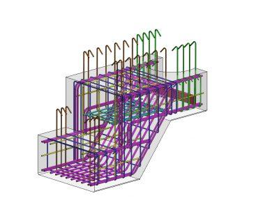 PC1_cut - Rebar Cage