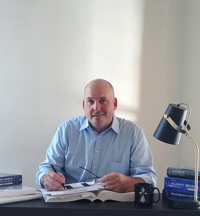 JP Binard, Owner, Precast Systems Engineering